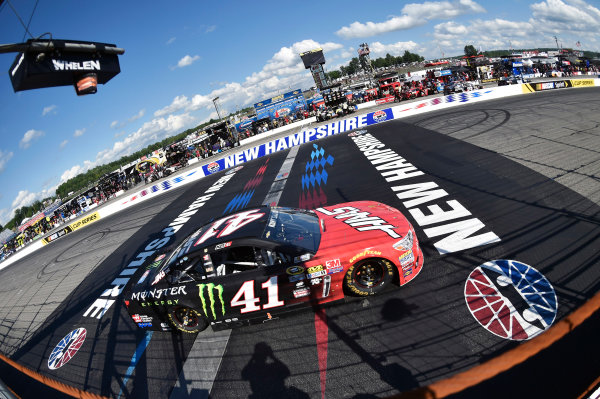 15-17 July, 2016, Loudon, New Hampshire USA Kurt Busch ?2015, Nigel Kinrade LAT Photo USA