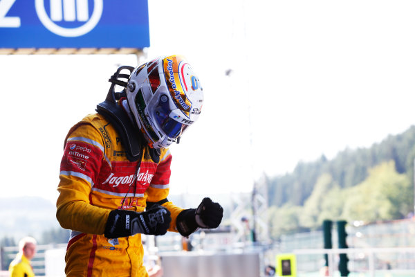 Antonio Giovinazzi (ITA, PREMA Racing)  2016 GP2 Series Round 6 Spa-Francorchamps, Spa, Belgium Sunday 28 August 2016  Photo: /GP2 Series Media Service ref: Digital Image _SBB6155