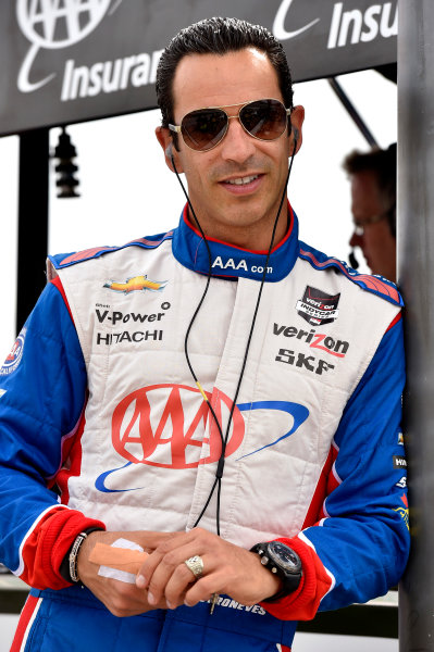 6-7 June, 2014, Fort Worth, Texas USA Helio Castroneves ?2014, Nigel Kinrade LAT Photo USA