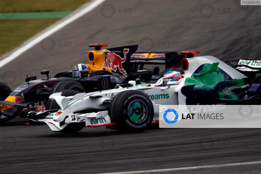2008 German Grand Prix - Sunday Race