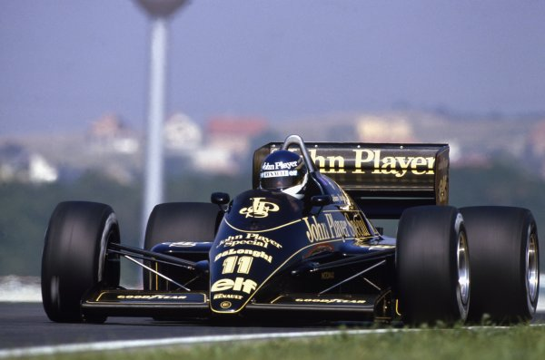 1986 Hungarian Grand Prix