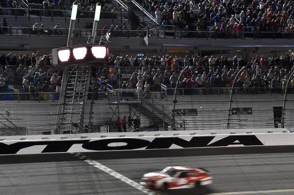 2017 Xfinity - Powershares QQQ 300 Daytona International Speedway, Daytona Beach, FL USA Saturday 25 February 2017 Ryan Reed World Copyright: Rusty Jarrett/LAT Images ref: Digital Image 17DAY1rj_05642