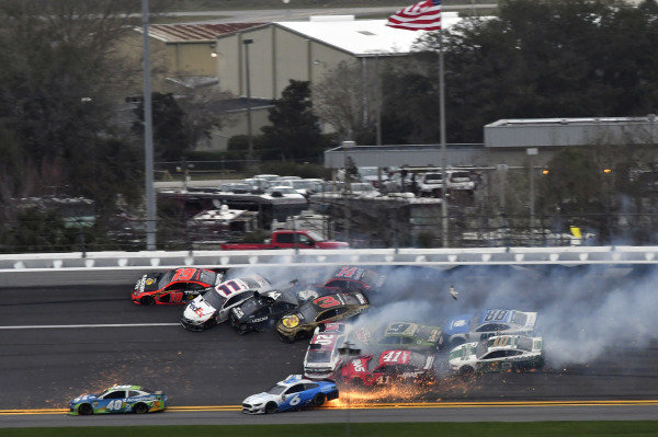 Daytona International Speeday, Florida, USA.