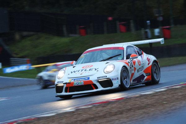 Lucky Khera - Simon Green Motorsport Porshce Carrera Cup