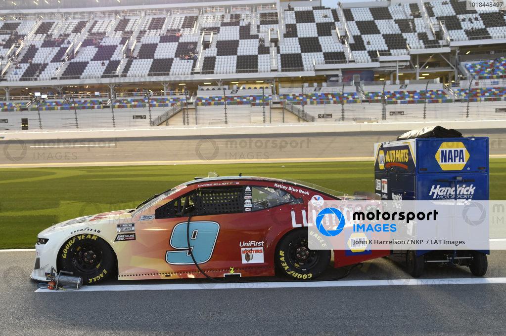 #9: Chase Elliott, Hendrick Motorsports, Chevrolet Camaro Llumar