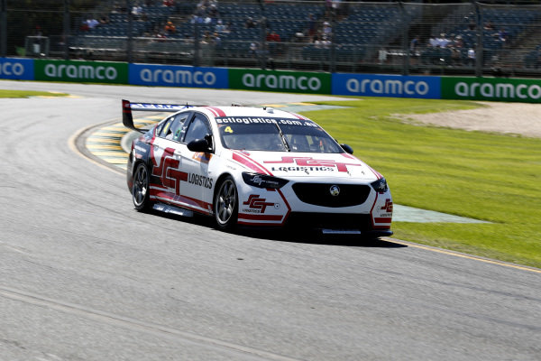 Jack Smith, Brad Jones Racing Holden