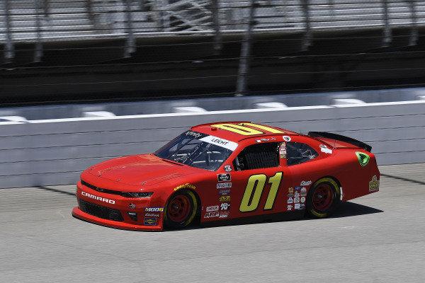 #01: Stephen Leicht, JD Motorsports, Chevrolet Camaro teamjdmotorsports.com