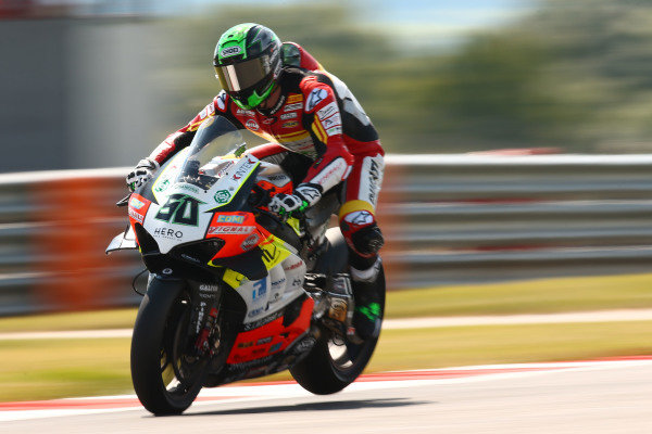 Eugene Laverty, Team Go Eleven.