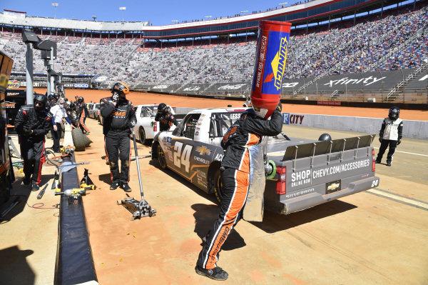 #24: Raphael Lessard, GMS Racing, Chevrolet Silverado Chevy Accessories