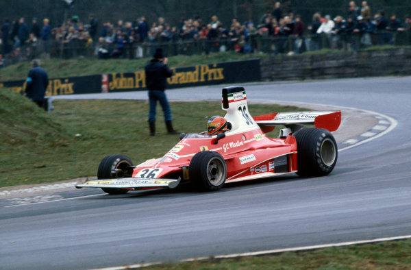 Brands Hatch, England. 14th March 1976.